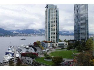 """Photo 2: 702 588 BROUGHTON Street in Vancouver: Coal Harbour Condo for sale in """"HARBOURSIDE PARK"""" (Vancouver West)  : MLS®# V978566"""