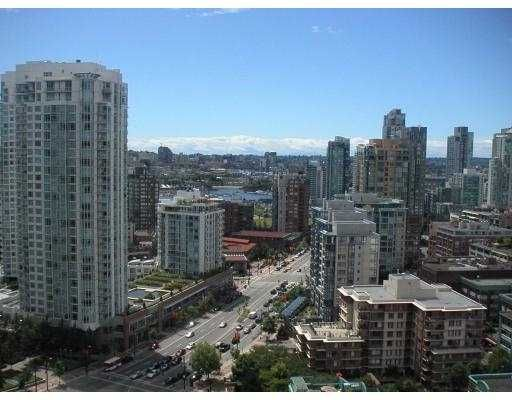 """Main Photo: 2708 1008 CAMBIE ST in Vancouver: Downtown VW Condo for sale in """"WATERWORKS"""" (Vancouver West)  : MLS®# V547059"""