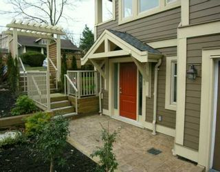 Photo 1: 281 W 13TH Ave in Vancouver: Mount Pleasant VW Townhouse for sale (Vancouver West)  : MLS®# V629786