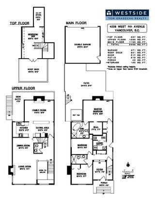 """Photo 40: 4228 W 11TH Avenue in Vancouver: Point Grey House for sale in """"Point Grey"""" (Vancouver West)  : MLS®# R2542043"""