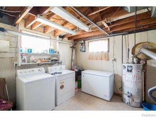 Photo 11: 586 Oakland Avenue in WINNIPEG: North Kildonan Residential for sale (North East Winnipeg)  : MLS®# 1517789