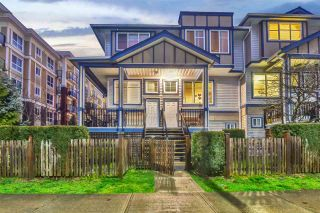 """Photo 1: #54 13899 LAUREL DRIVE Drive in Surrey: Whalley Townhouse for sale in """"Emerald Gardens"""" (North Surrey)  : MLS®# R2527365"""