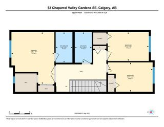 Photo 48: 53 Chaparral Valley Gardens SE in Calgary: Chaparral Row/Townhouse for sale : MLS®# A1146823