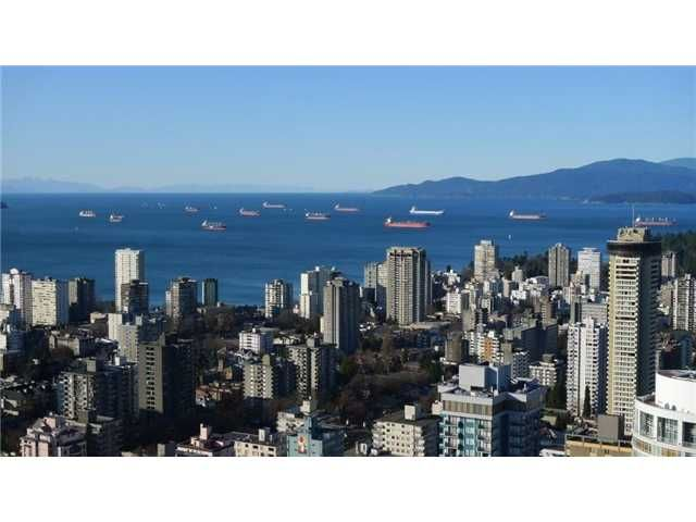 """Main Photo: 4701 1128 W GEORGIA Street in Vancouver: West End VW Condo for sale in """"SHANGRI LA PRIVATE ESTATES"""" (Vancouver West)  : MLS®# V824240"""