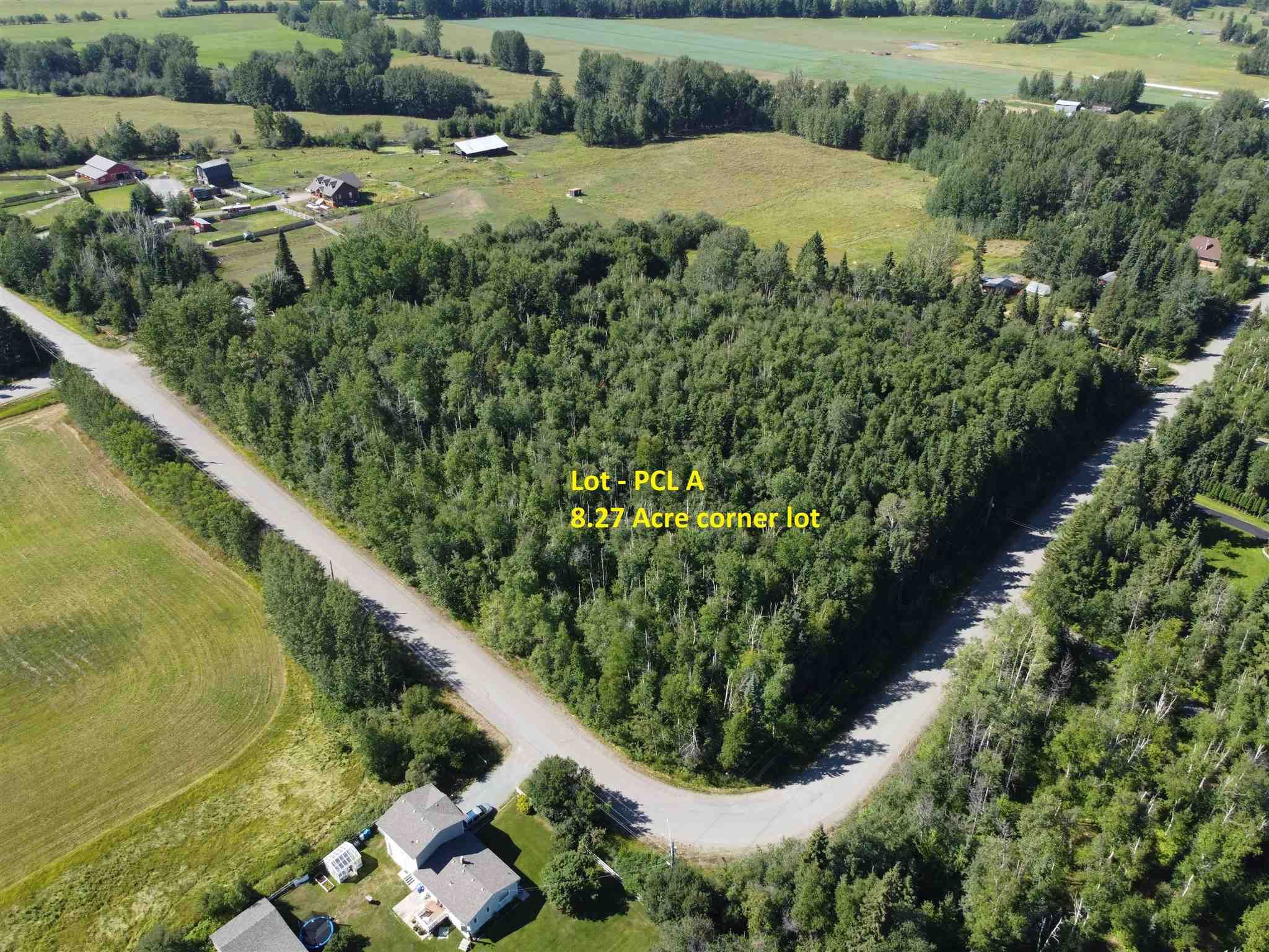 """Main Photo: PCL A - 6261 CRANBROOK HILL Road in Prince George: Cranbrook Hill Land for sale in """"CRANBROOK HILL"""" (PG City West (Zone 71))  : MLS®# R2607390"""