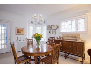 Photo 5: 97 Kingsway in WINNIPEG: River Heights / Tuxedo / Linden Woods Residential for sale (South Winnipeg)  : MLS®# 1426586