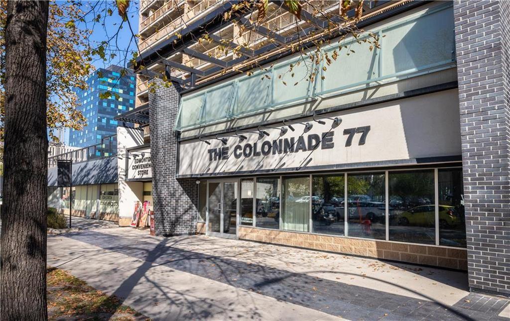 Main Photo: 1101 77 Edmonton Street in Winnipeg: Downtown Condominium for sale (9A)  : MLS®# 202124941