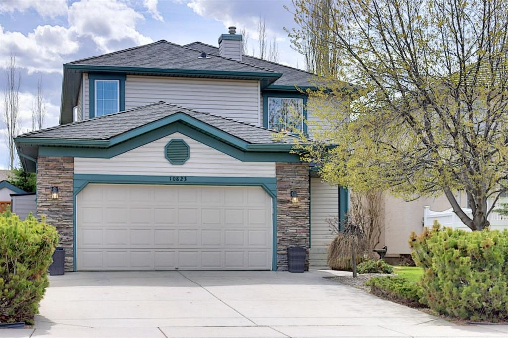 Main Photo: 10823 Valley Springs Road NW in Calgary: Valley Ridge Detached for sale : MLS®# A1107502