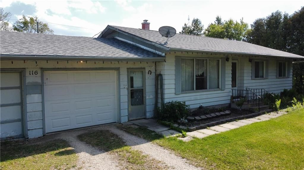 Main Photo: 116 Ginn Avenue in Dominion City: R17 Residential for sale : MLS®# 202112751