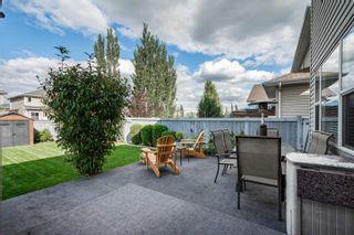 Photo 34: 124 CASTLE Drive in Edmonton: Zone 27 House Half Duplex for sale : MLS®# E4260271