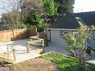 """Photo 8: 33453 1ST Avenue in Mission: Mission BC House for sale in """"MISSION"""" : MLS®# F1202889"""