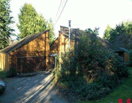 Main Photo: 15715 MOUNTAIN VIEW DR in Surrey: Grandview Surrey House for sale (South Surrey White Rock)  : MLS®# F2602538