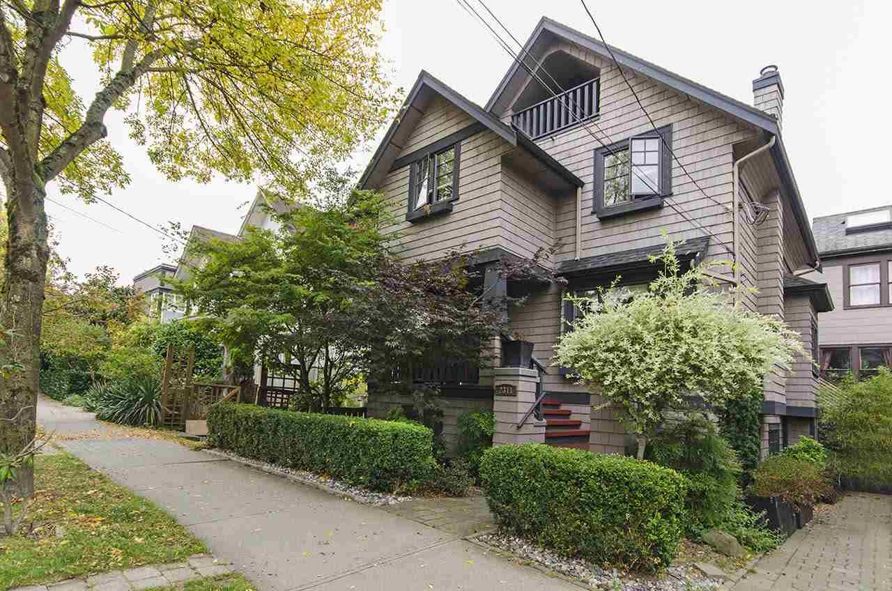 Main Photo: 2311 CYPRESS Street in Vancouver: Kitsilano House for sale (Vancouver West)  : MLS®# R2456327