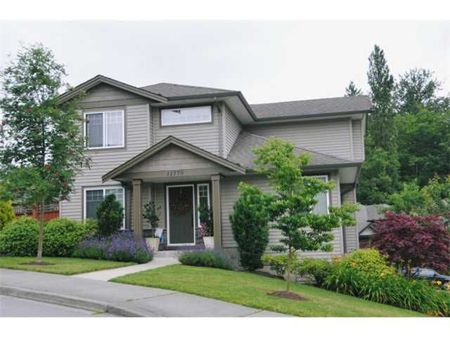 """Main Photo: 11770 238A Street in Maple Ridge: Cottonwood MR House for sale in """"RICHWOOD PARK"""" : MLS®# V901679"""