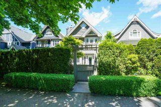 Photo 1: 2267 W 13TH Avenue in Vancouver: Kitsilano 1/2 Duplex for sale (Vancouver West)  : MLS®# R2589768