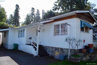 Photo 1: 19 1201 Craigflower Rd in VICTORIA: VR Glentana Manufactured Home for sale (View Royal)  : MLS®# 825952