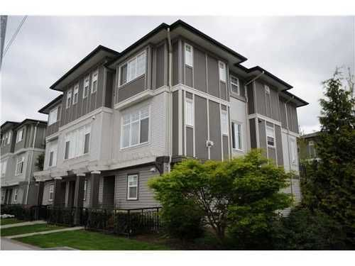 Main Photo: 24 1010 EWEN Ave in New Westminster: Queensborough Home for sale ()  : MLS®# V888163