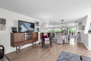 """Photo 4: 2240 SPRUCE Street in Vancouver: Fairview VW Townhouse for sale in """"SIXTH ESTATE"""" (Vancouver West)  : MLS®# R2590222"""