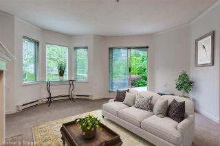 """Photo 4: 107 2020 CEDAR VILLAGE Crescent in North Vancouver: Westlynn Condo for sale in """"Kirkstone Gardens"""" : MLS®# R2429464"""