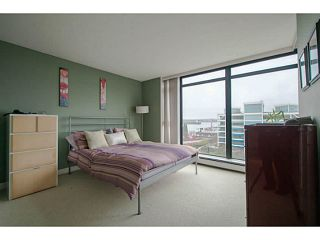 """Photo 8: 604 155 W 1ST Street in North Vancouver: Lower Lonsdale Condo for sale in """"Time"""" : MLS®# V1050173"""