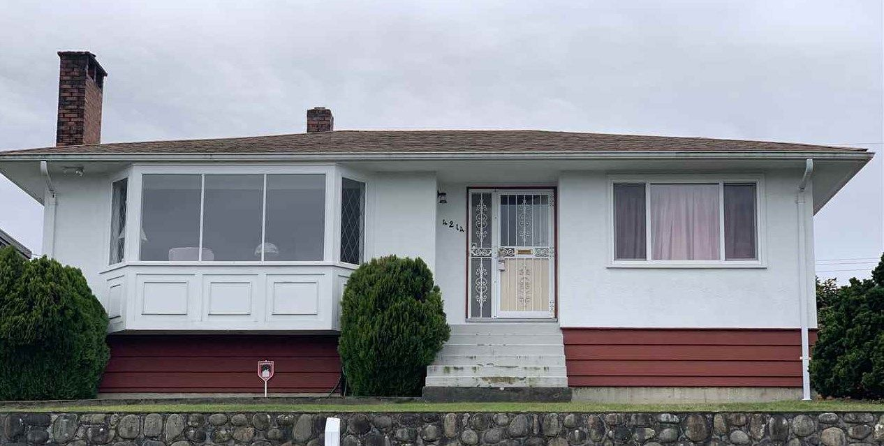 Main Photo: 4214 HAZELWOOD Crescent in Burnaby: Garden Village House for sale (Burnaby South)  : MLS®# R2337640