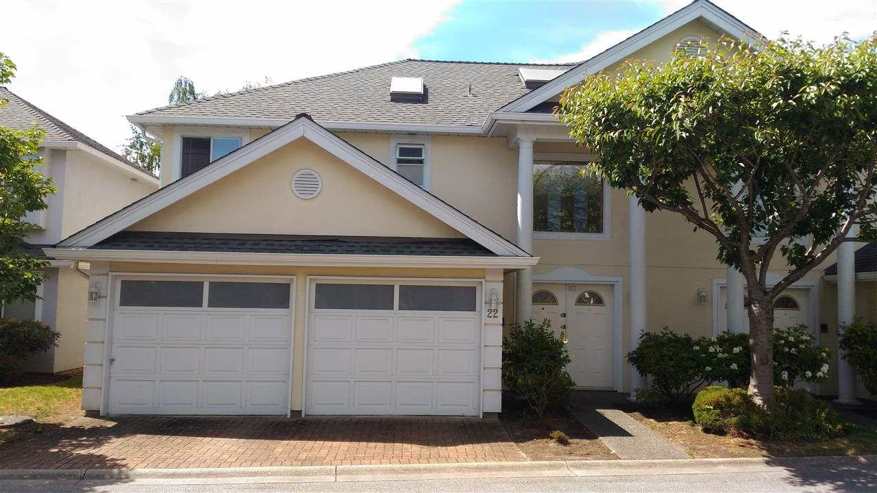 Main Photo: 22 8051 ASH STREET in Richmond: Garden City Townhouse for sale : MLS®# R2077568