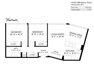 """Photo 24: 1403 989 NELSON Street in Vancouver: Downtown VW Condo for sale in """"THE ELECTRA"""" (Vancouver West)  : MLS®# R2617547"""