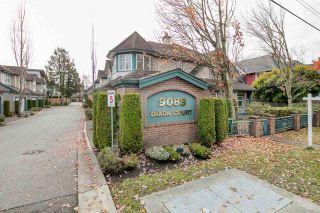 Photo 20: 1 9088 DIXON Avenue in Richmond: Garden City Townhouse for sale : MLS®# R2219577