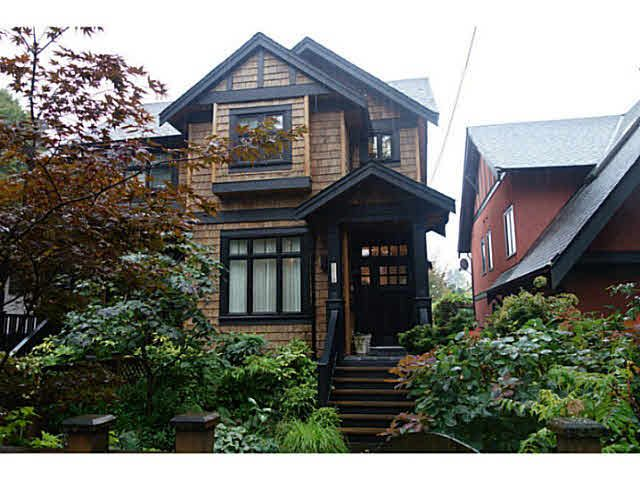 Main Photo: 2618 W 6th Ave. in Vancouver: Kitsilano 1/2 Duplex for sale (Vancouver West)  : MLS®# V1087329