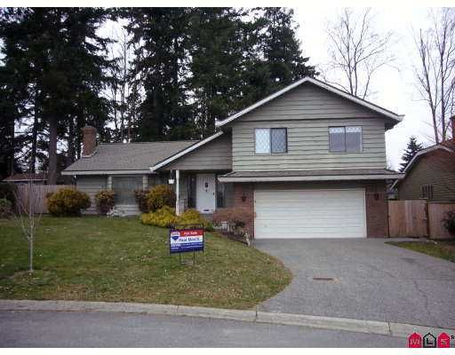 Main Photo: 2182 153A Street in White Rock: King George Corridor House for sale (South Surrey White Rock)  : MLS®# F2626826