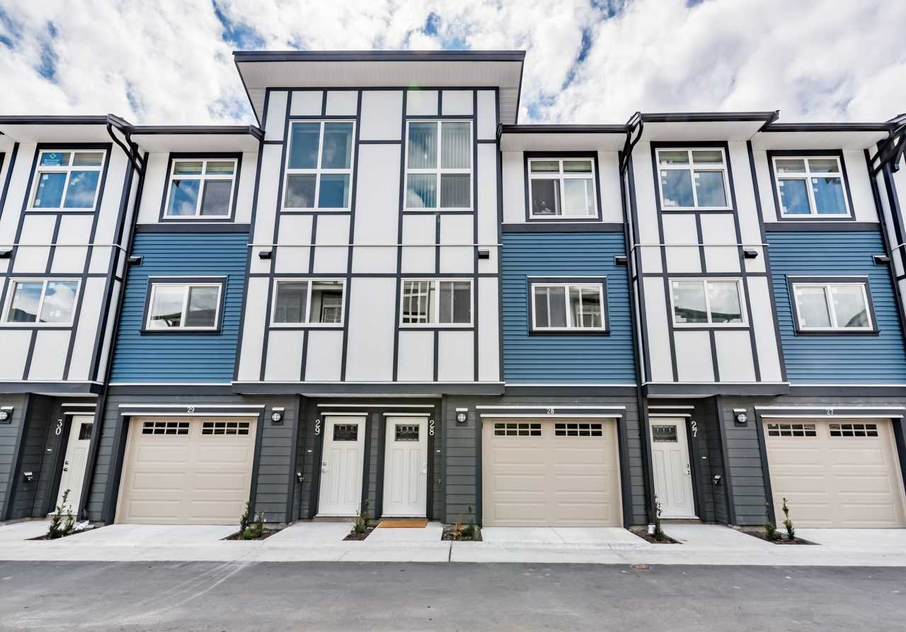 Main Photo: 28 9680 ALEXANDRA Road in Richmond: West Cambie Townhouse for sale : MLS®# R2186351