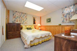 Photo 14: 24 Ragsdill Road in Winnipeg: Algonquin Park Residential for sale (3G)  : MLS®# 1804236