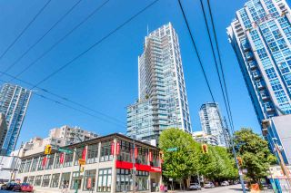 Photo 1: 1002 1255 SEYMOUR Street in Vancouver: Downtown VW Condo for sale (Vancouver West)  : MLS®# R2551182