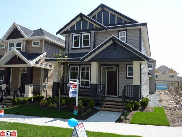 Main Photo: 14960 60TH Avenue in SURREY: Sullivan Station House for sale (Surrey)  : MLS®# F1211654