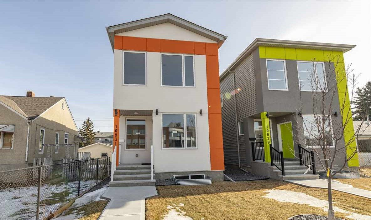 Main Photo: 10831 109 Street in Edmonton: Zone 08 House for sale : MLS®# E4231289
