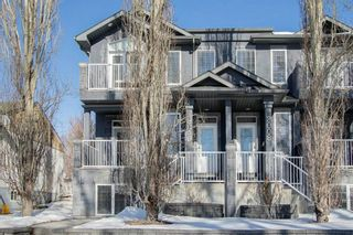 Main Photo: 2010 Broadview Road NW in Calgary: West Hillhurst Semi Detached for sale : MLS®# A1072577