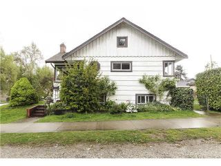 Photo 2: 4016 LAUREL STREET in Vancouver: Cambie House for sale (Vancouver West)  : MLS®# R2018117