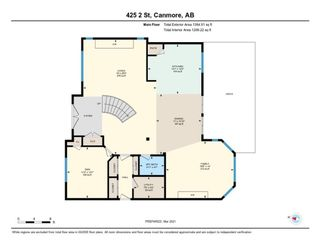 Photo 41: 425 2nd Street: Canmore Detached for sale : MLS®# A1077735