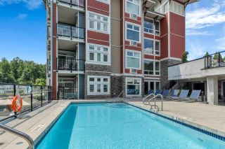 """Photo 27: 307 2242 WHATCOM Road in Abbotsford: Abbotsford East Condo for sale in """"Waterleaf"""" : MLS®# R2591290"""