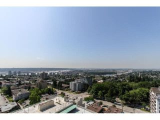 """Photo 20: 2203 739 PRINCESS Street in New Westminster: Uptown NW Condo for sale in """"BERKLEY PLACE"""" : MLS®# V1125945"""
