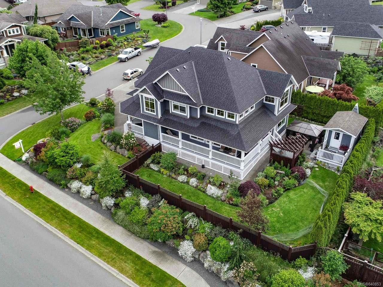 Photo 12: Photos: 206 Marie Pl in CAMPBELL RIVER: CR Willow Point House for sale (Campbell River)  : MLS®# 840853