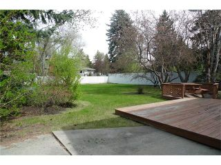 Photo 5: 1120 BEVERLEY Boulevard SW in Calgary: Bel-Aire House for sale : MLS®# C4116462