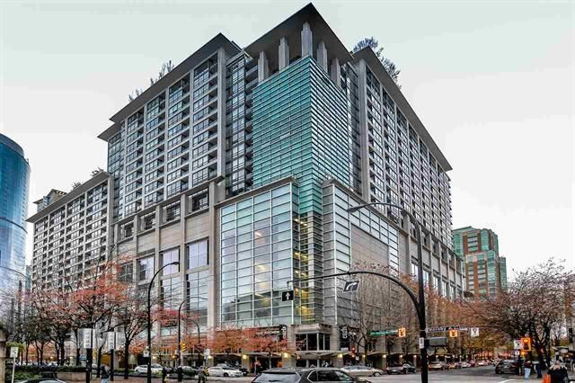 Main Photo: 1003 933 HORNBY Street in Vancouver: Downtown VW Condo for sale (Vancouver West)  : MLS®# R2189342