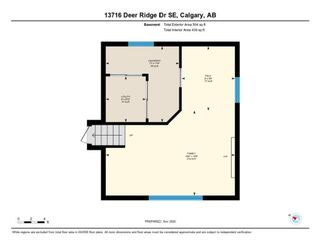 Photo 50: 13716 Deer Ridge Drive SE in Calgary: Deer Ridge Detached for sale : MLS®# A1051084