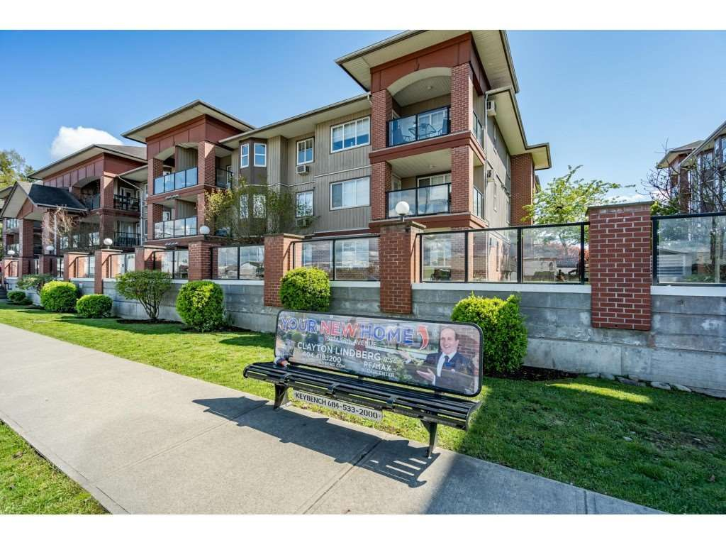 """Main Photo: 205 19774 56 Avenue in Langley: Langley City Condo for sale in """"Madison Station"""" : MLS®# R2525702"""