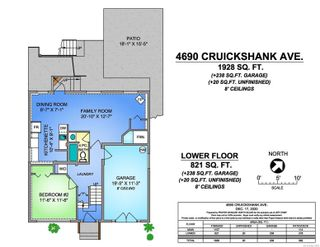 Photo 14: 4690 Cruickshank Ave in : CV Courtenay East House for sale (Comox Valley)  : MLS®# 861958