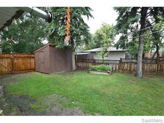Photo 39: 1026 DOROTHY Street in Regina: Normanview West Single Family Dwelling for sale (Regina Area 02)  : MLS®# 544219