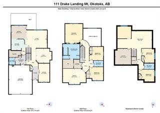 Photo 31: 111 Drake Landing Mount: Okotoks Detached for sale : MLS®# A1132977