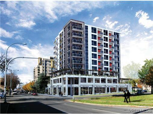 Main Photo: 304 1090 Johnson St in VICTORIA: Vi Downtown Condo for sale (Victoria)  : MLS®# 639881