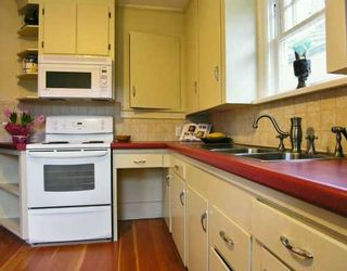 Photo 5: 3565 W 13TH Ave in Vancouver: Kitsilano House for sale (Vancouver West)  : MLS®# V631232